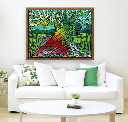 The Giving Tree  Art