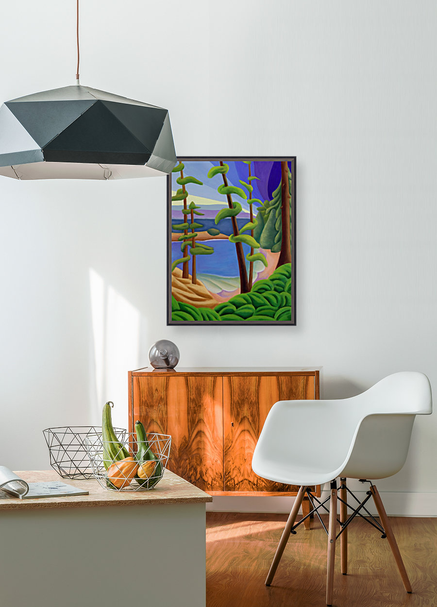 On Vancouver Island  Art