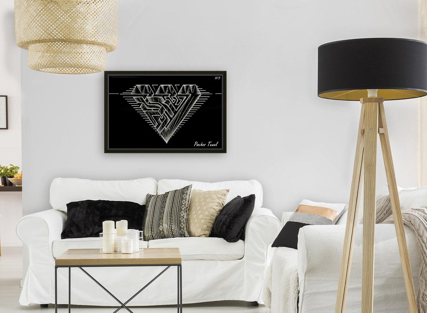Monogram Art   Diamond AAA  2  Art