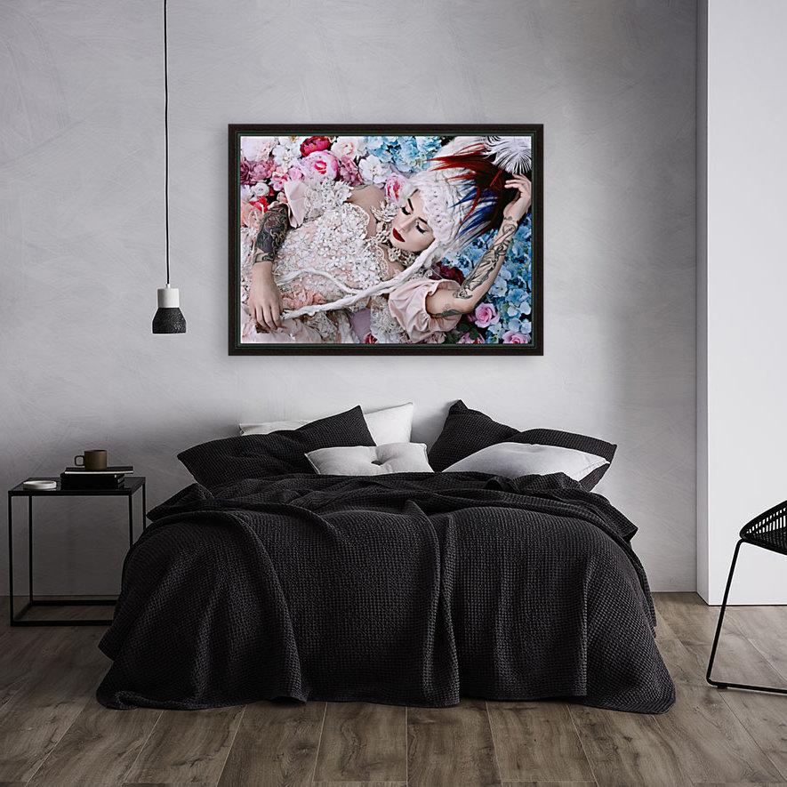 Sleeping Beauty  Art