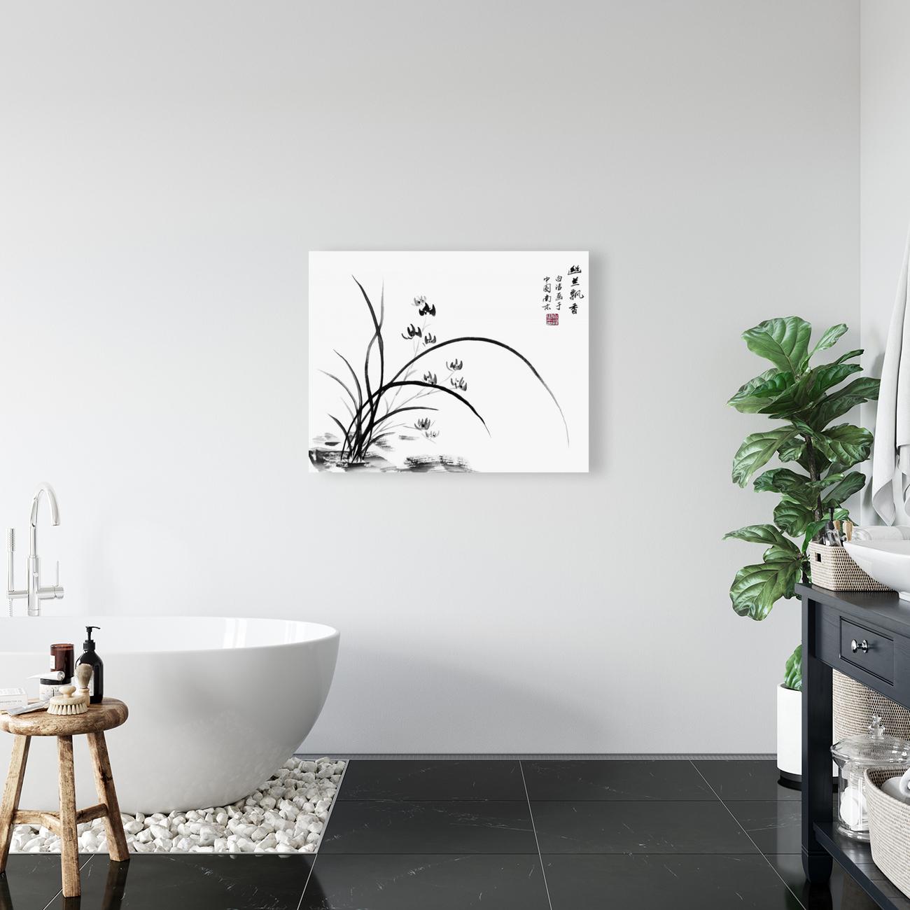 Chinese Iris  Art