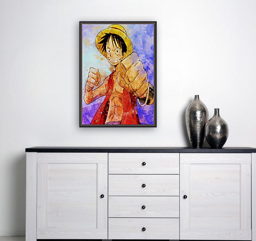 Luffy  Art