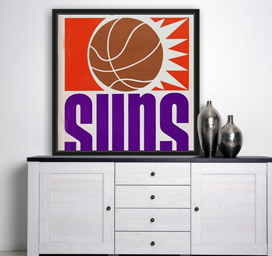 1970 Phoenix Suns  Art