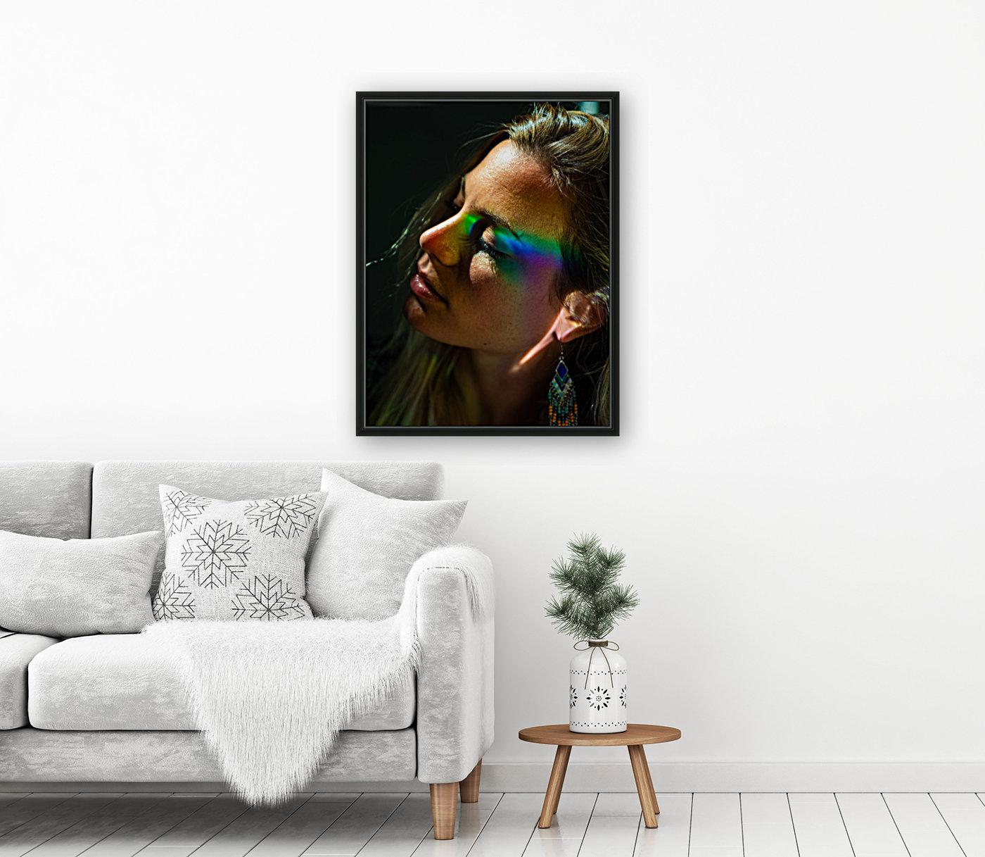 Rainbow Warrior  Art