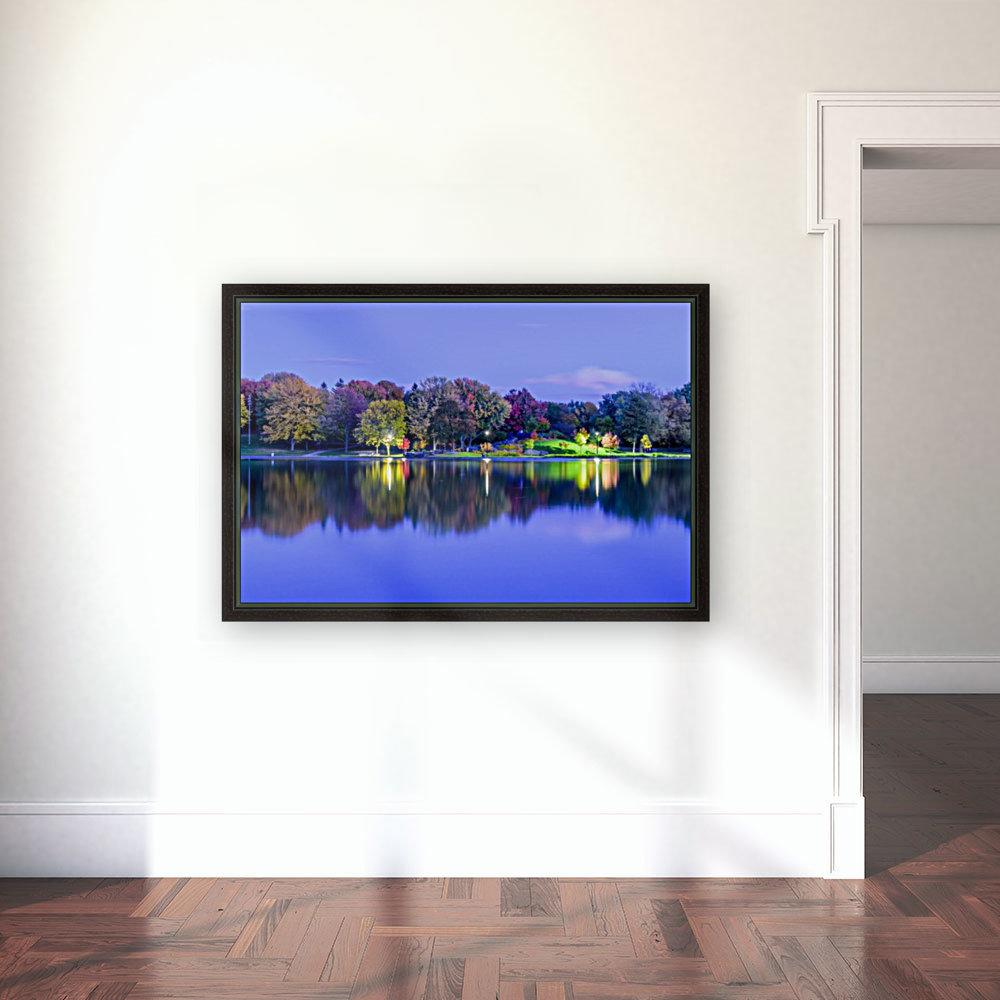 Beaver lake reflection  Art
