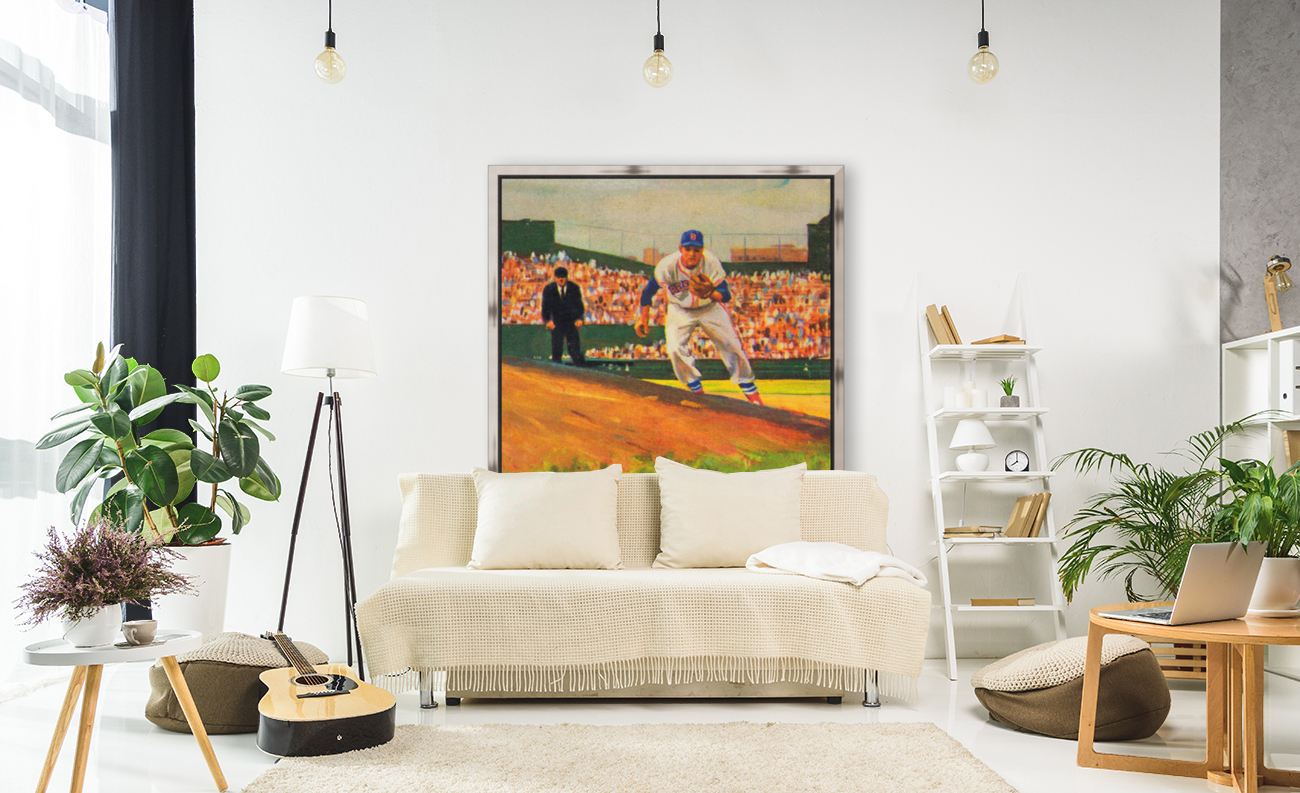 Fenway Park Boston Red Sox Art_Red Sox Posters  Art