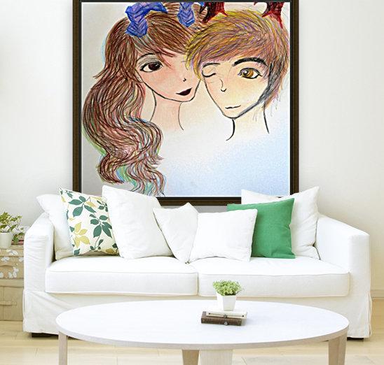 Dayfauncouplelove  Art