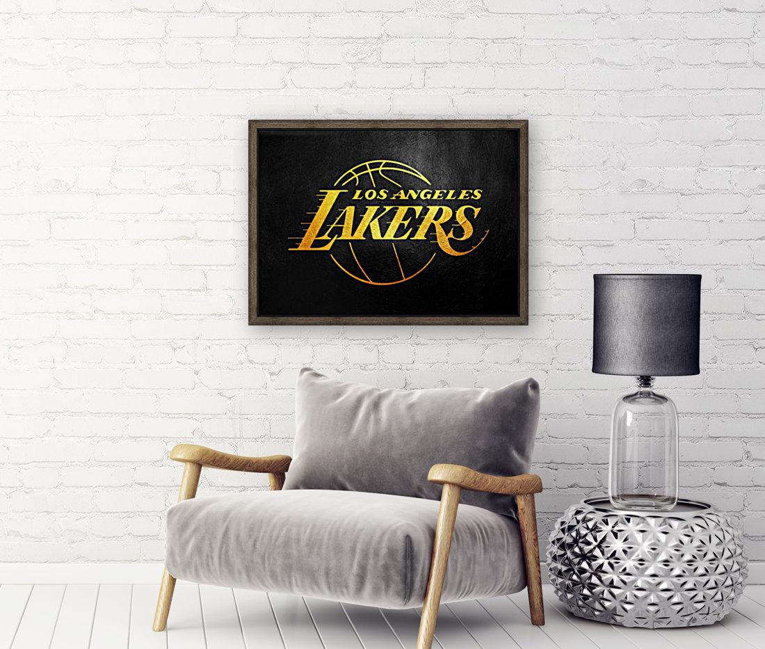 Lakers 2  Art