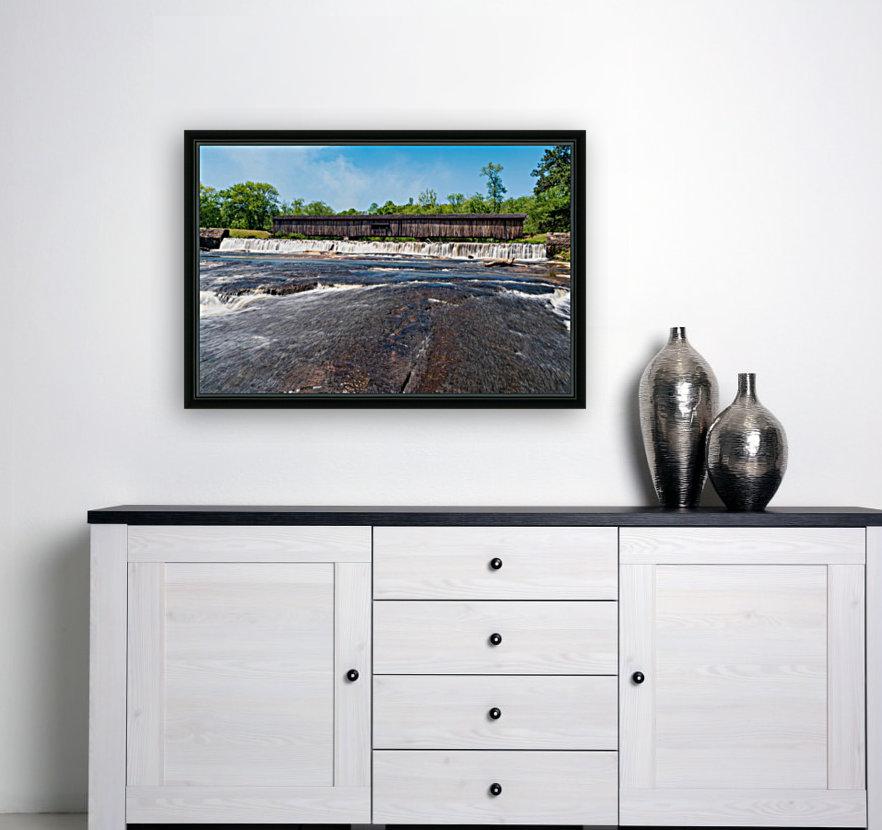 Watson Mill Bridge State Park   Comer GA 06860  Art