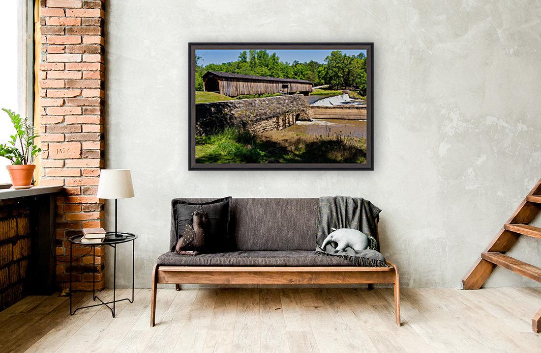 Watson Mill Bridge State Park   Comer GA 06576  Art