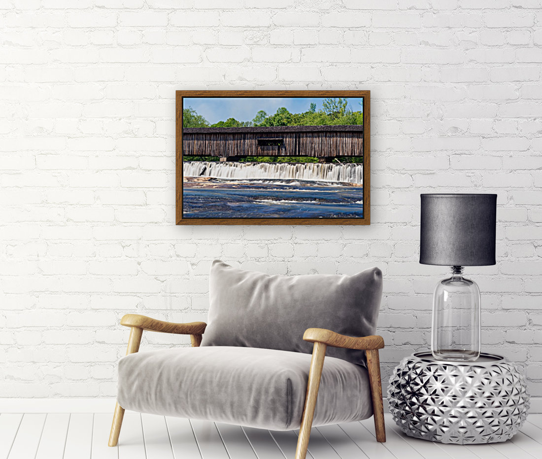 Watson Mill Bridge State Park   Comer GA 06715  Art