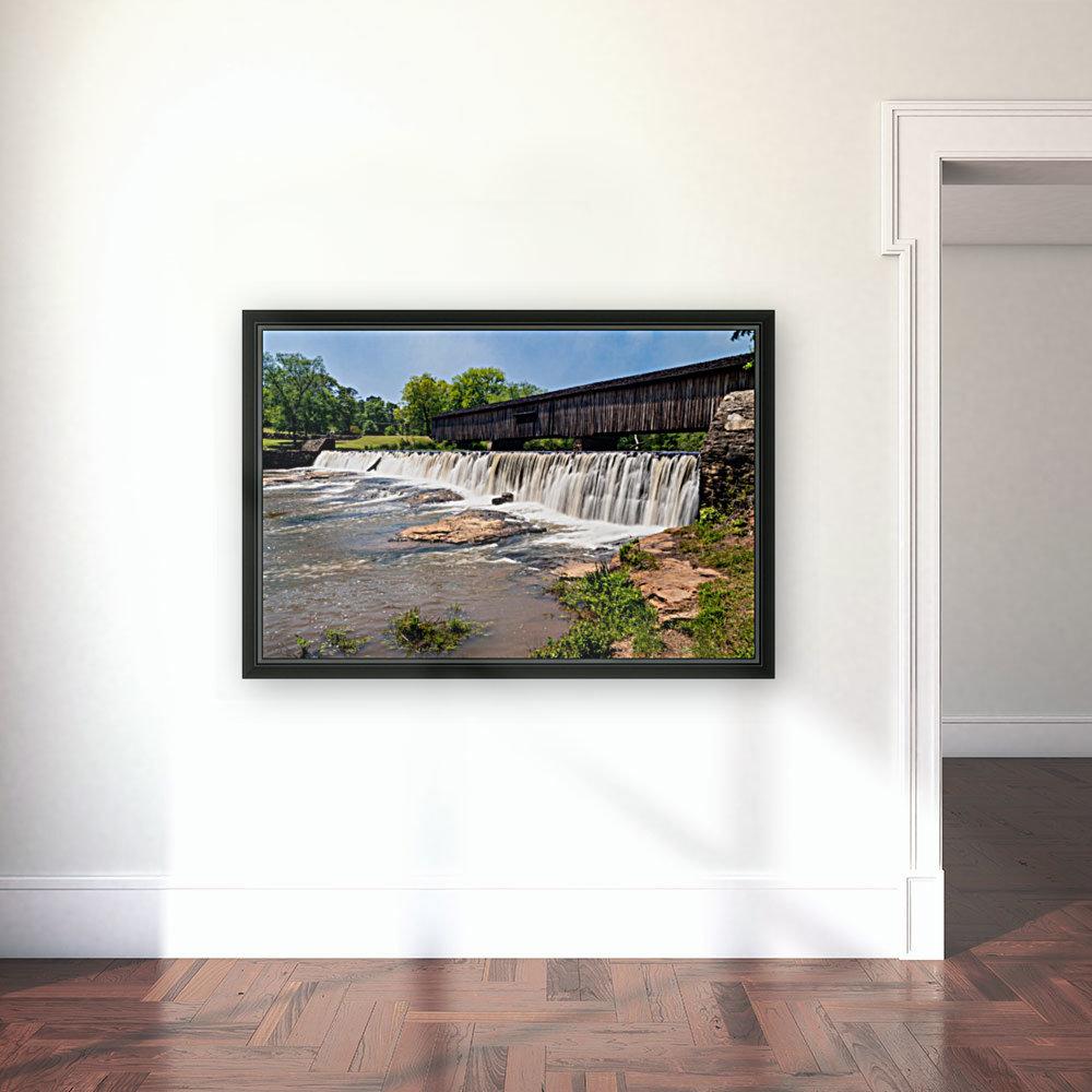 Watson Mill Bridge State Park   Comer GA 06914  Art
