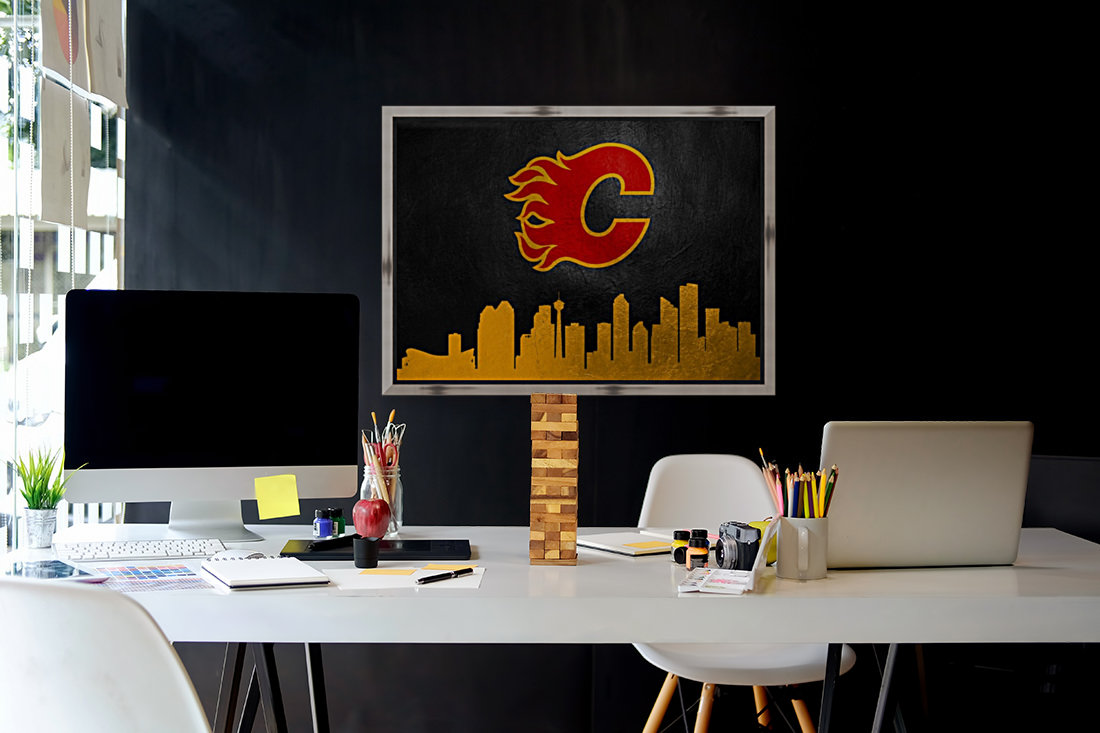 Calgary Flames  Art
