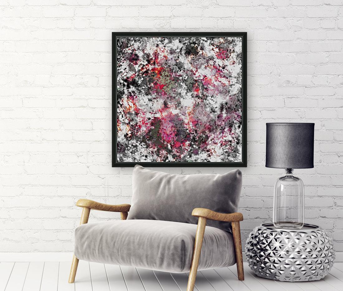 Frosty pink  Art