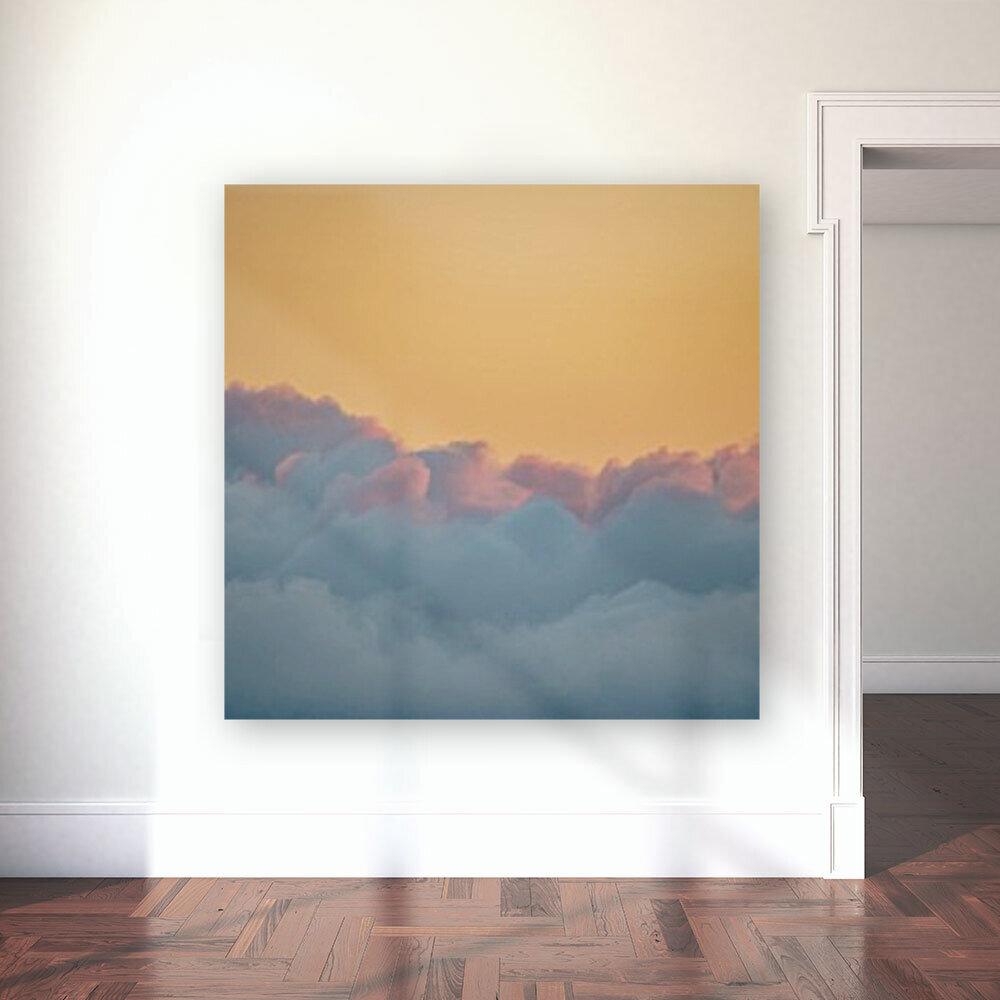 Clouds at Sunset  Art
