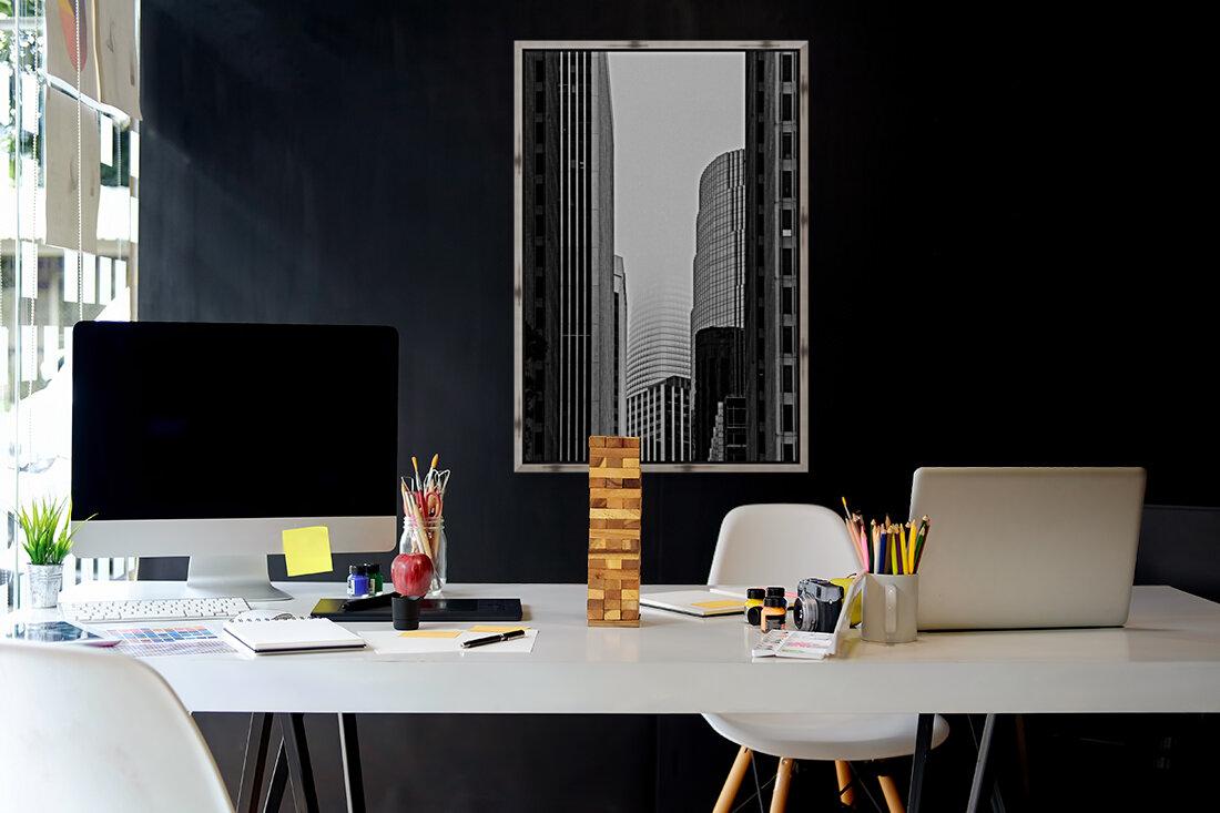 Vanishing Tower  Art