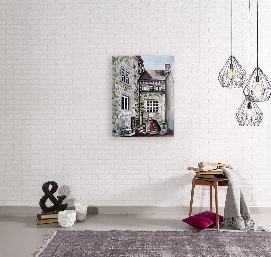 Liege Castle French Provenance   Art