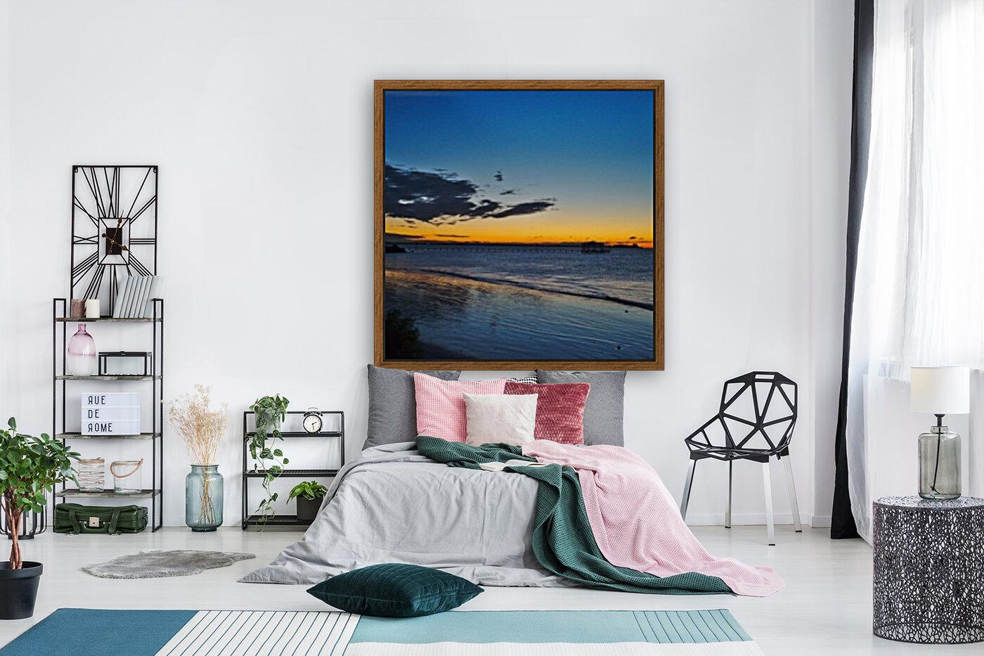 Sunrise Full Frame  Art