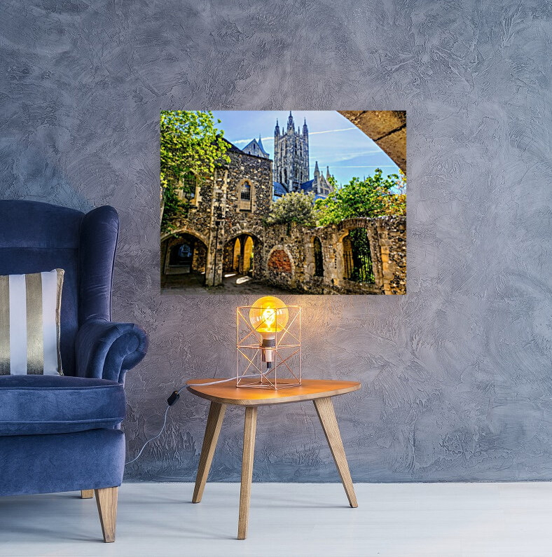 Canterbury Cathedral   Art