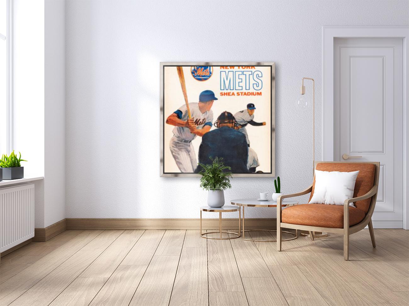 1966 New York Mets  Art