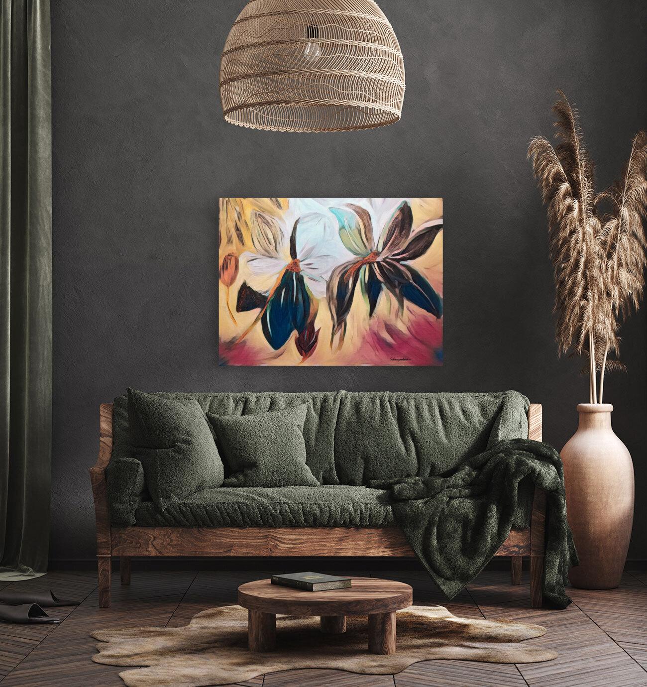 Magnolias   Art