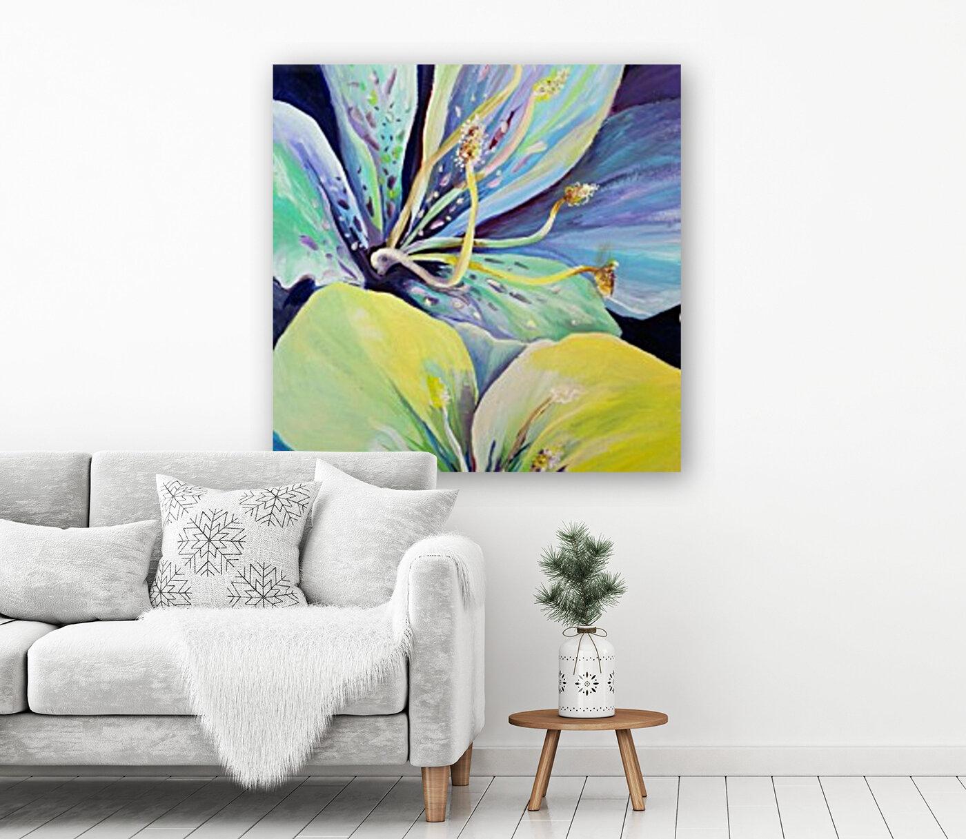 Blooming Flowers   Art