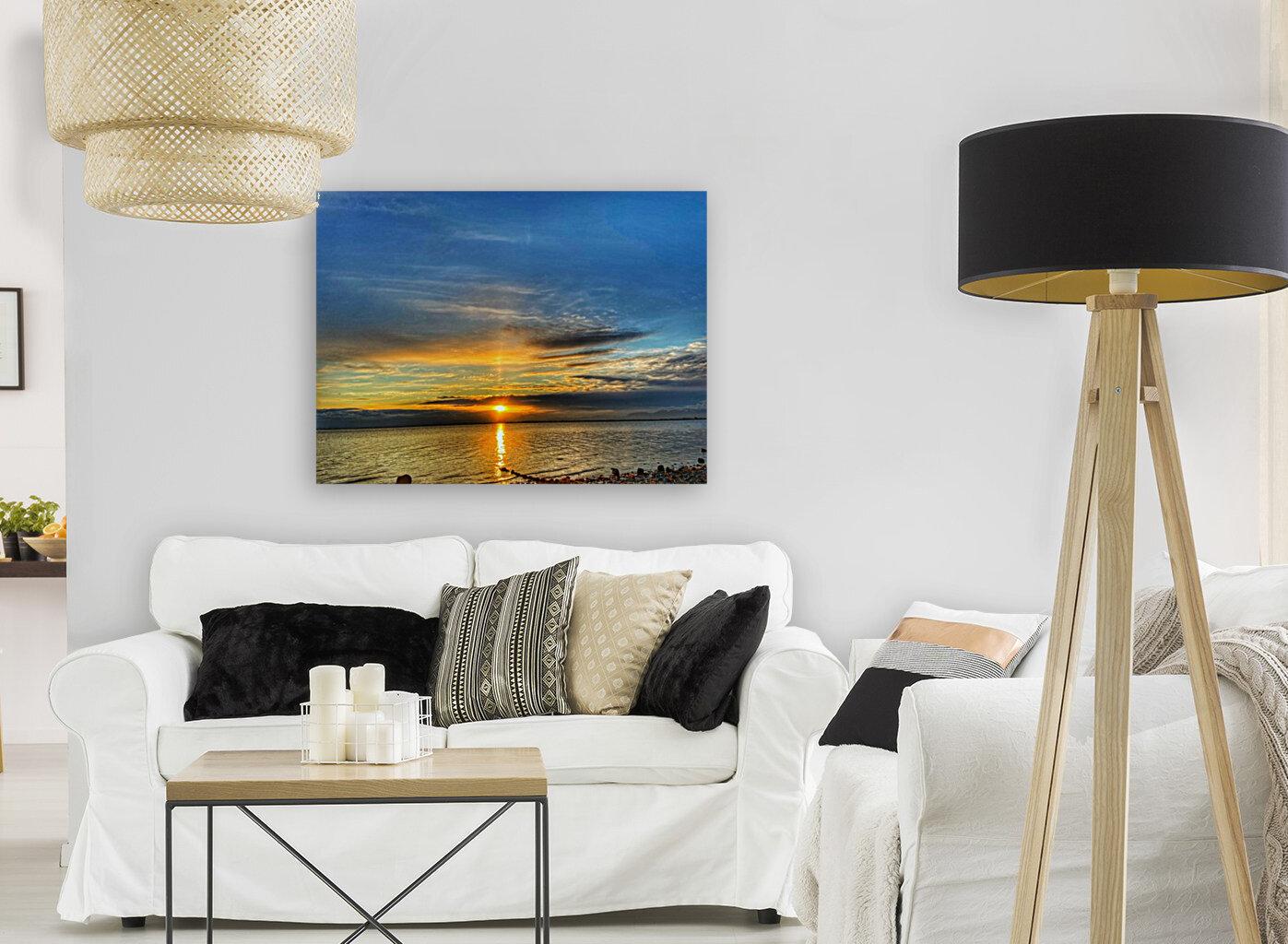 Ocean Sunsets  Art
