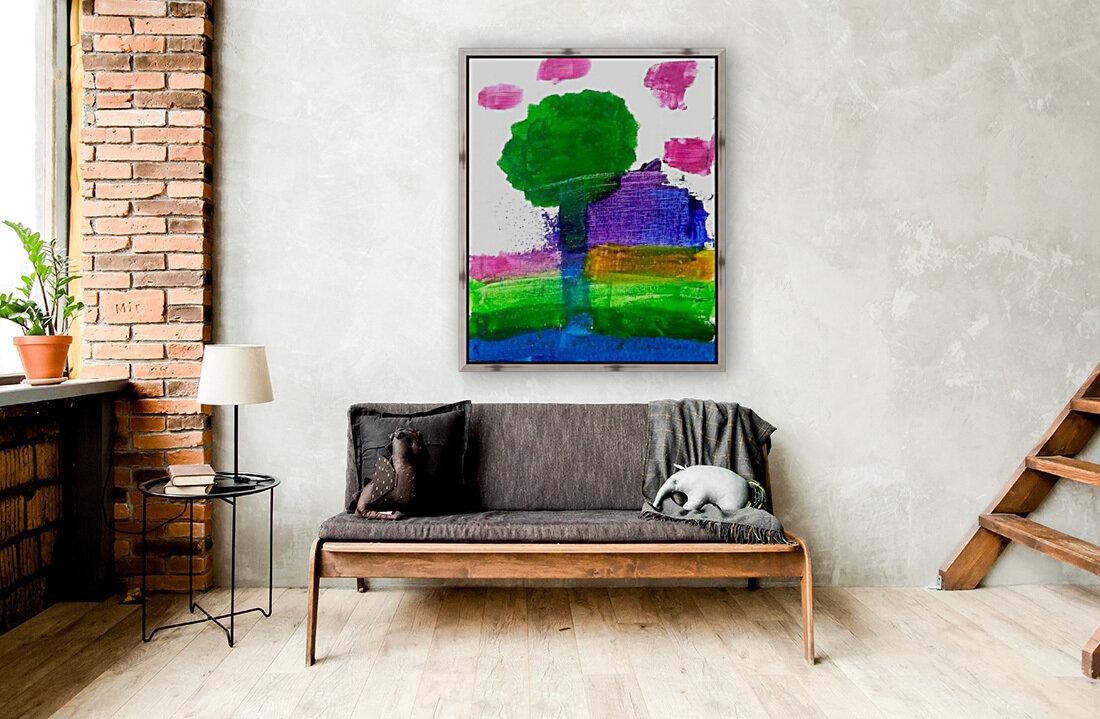 Myona tree  Art