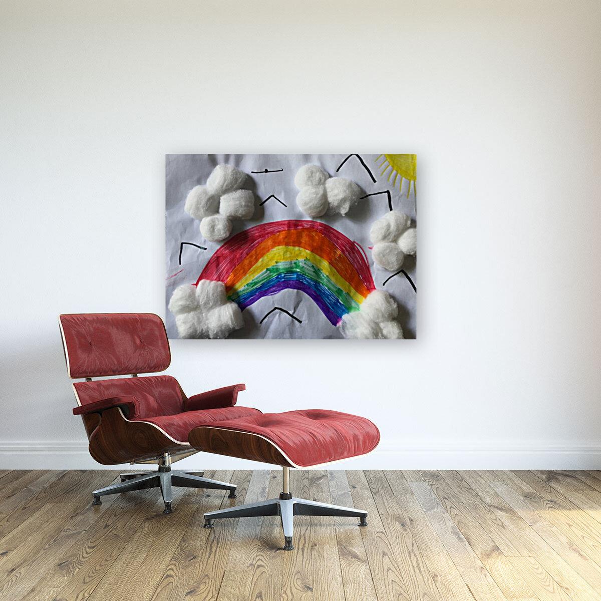 Nola rainbow  Art
