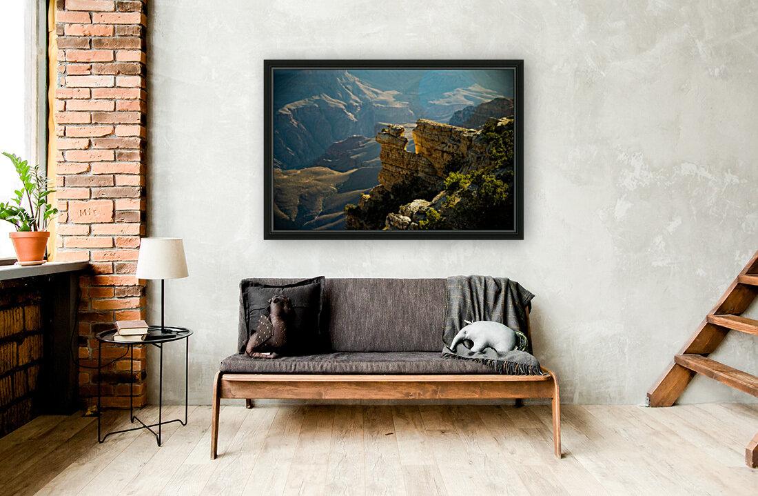 Grand Canyon South Rim  Art