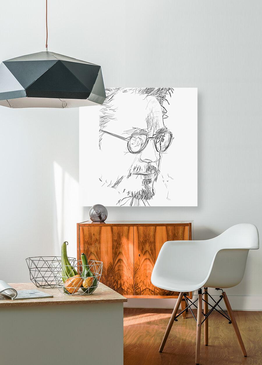 Robert Downy Jr. - Celebrity Pencil Art  Art