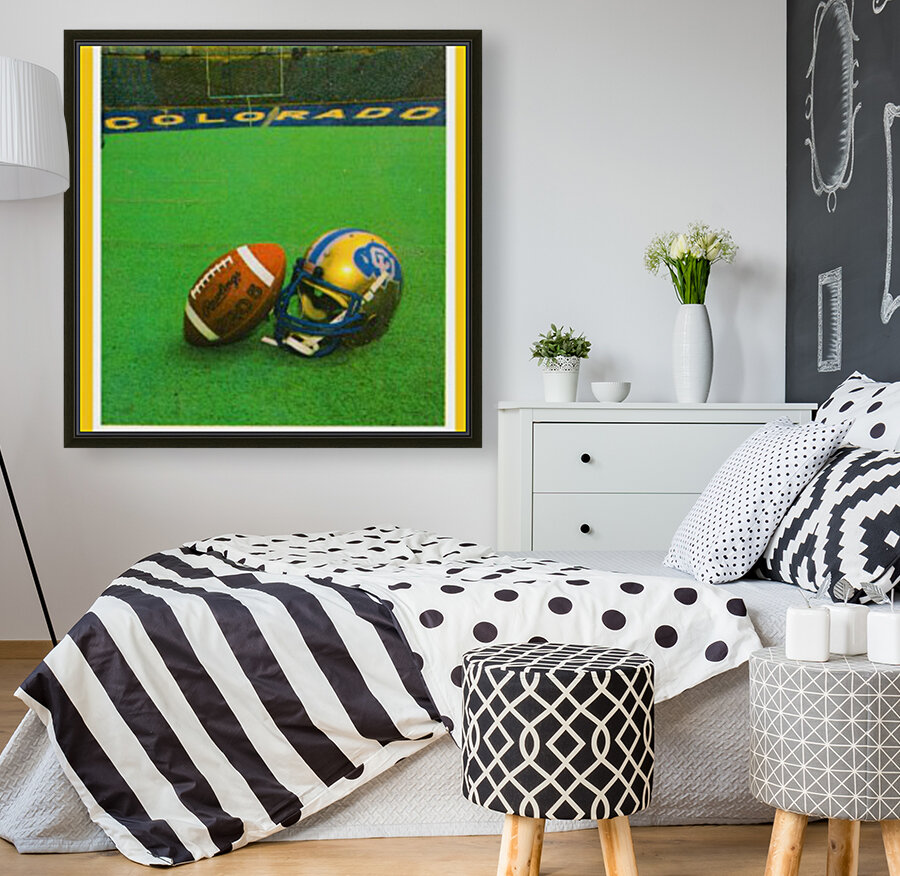 1984 colorado buffaloes football  Art