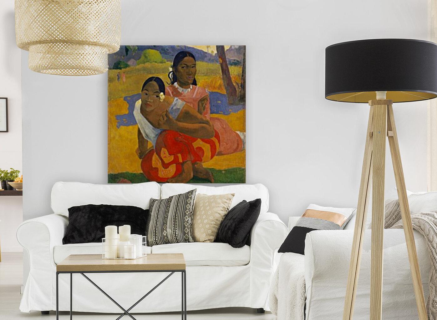 Paul Gauguin: When Will You Marry HD 300ppi  Art