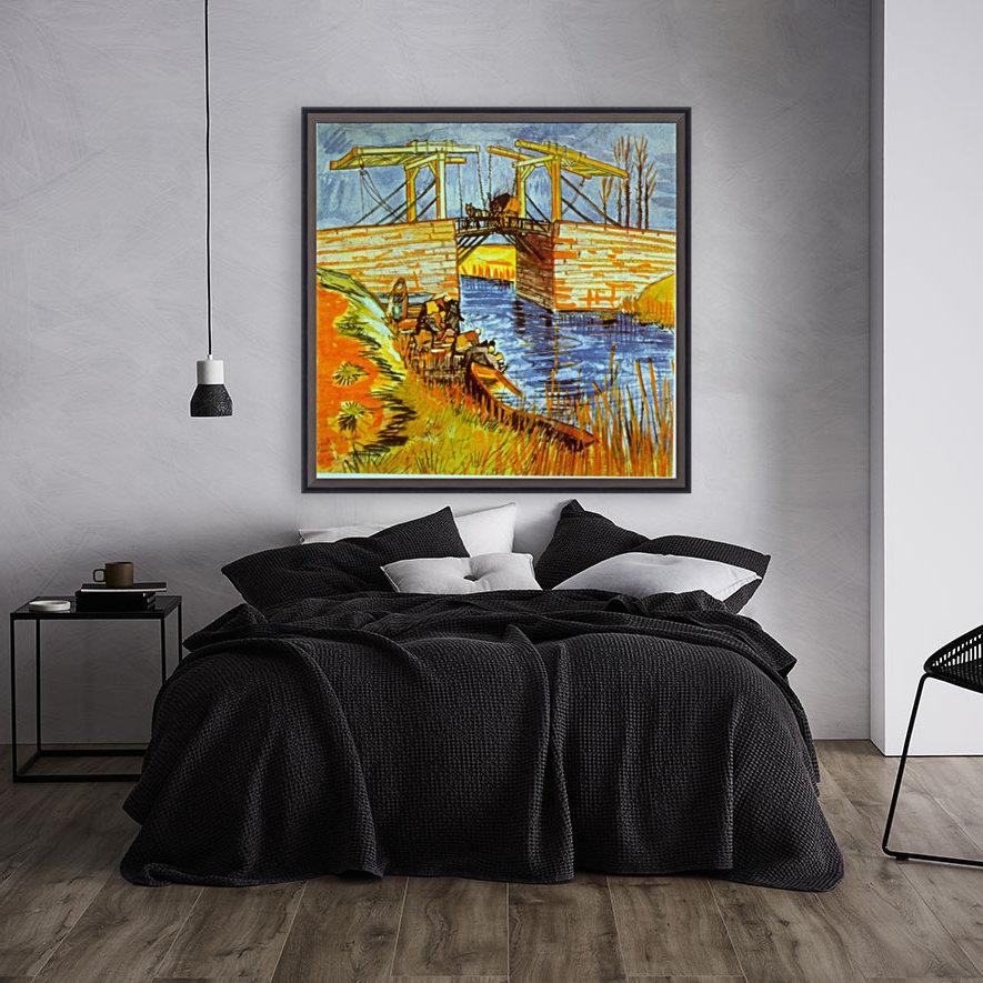 Langlois by Van Gogh  Art