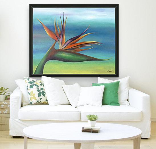Bird of paradise  Art