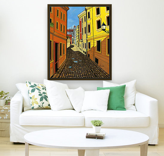 Colours of Europe  Art
