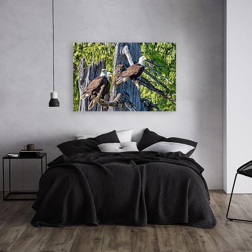 Eagle Tree  Art
