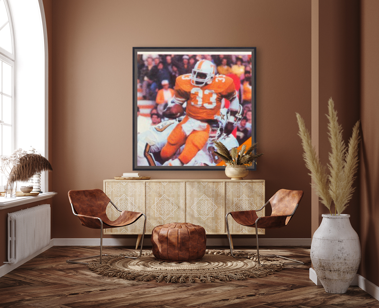 1984 tennessee vols college football poster  Art