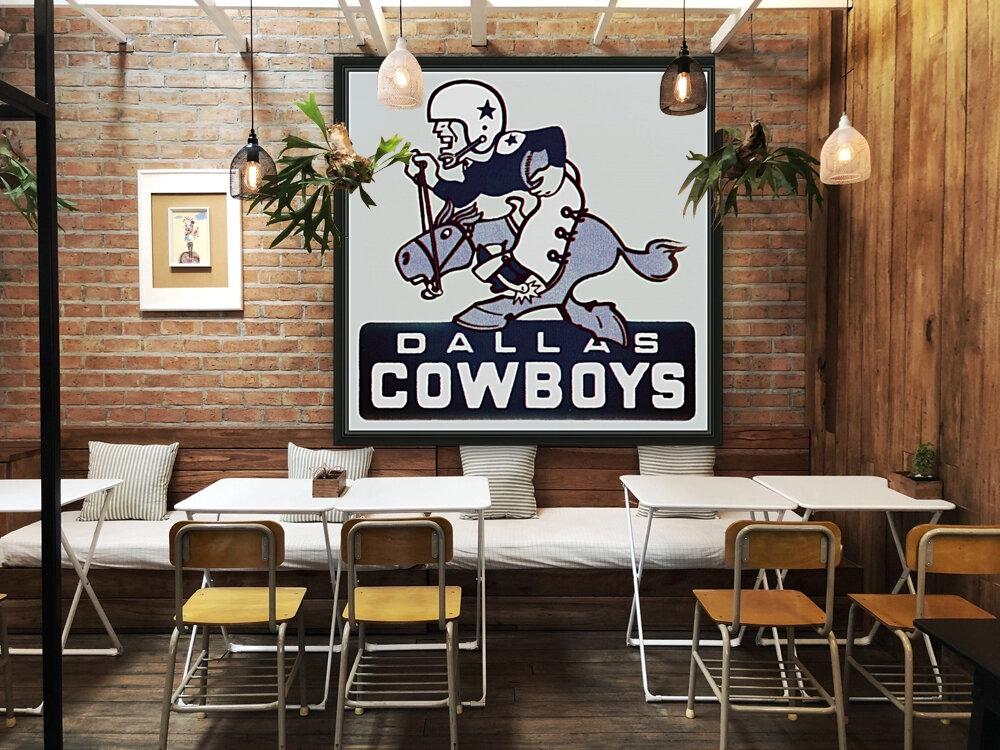1960s dallas cowboys art  Art