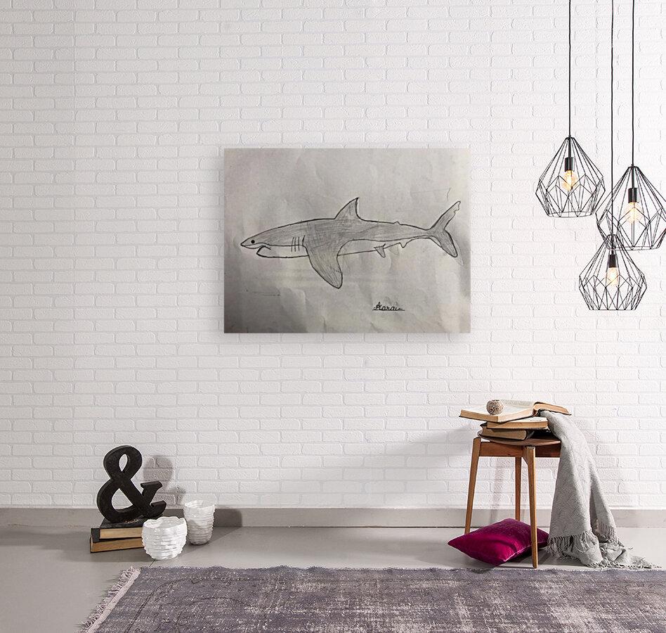 Shark Image  Art