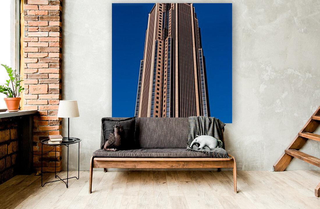Bank of America Building   Atlanta GA 6630  Art