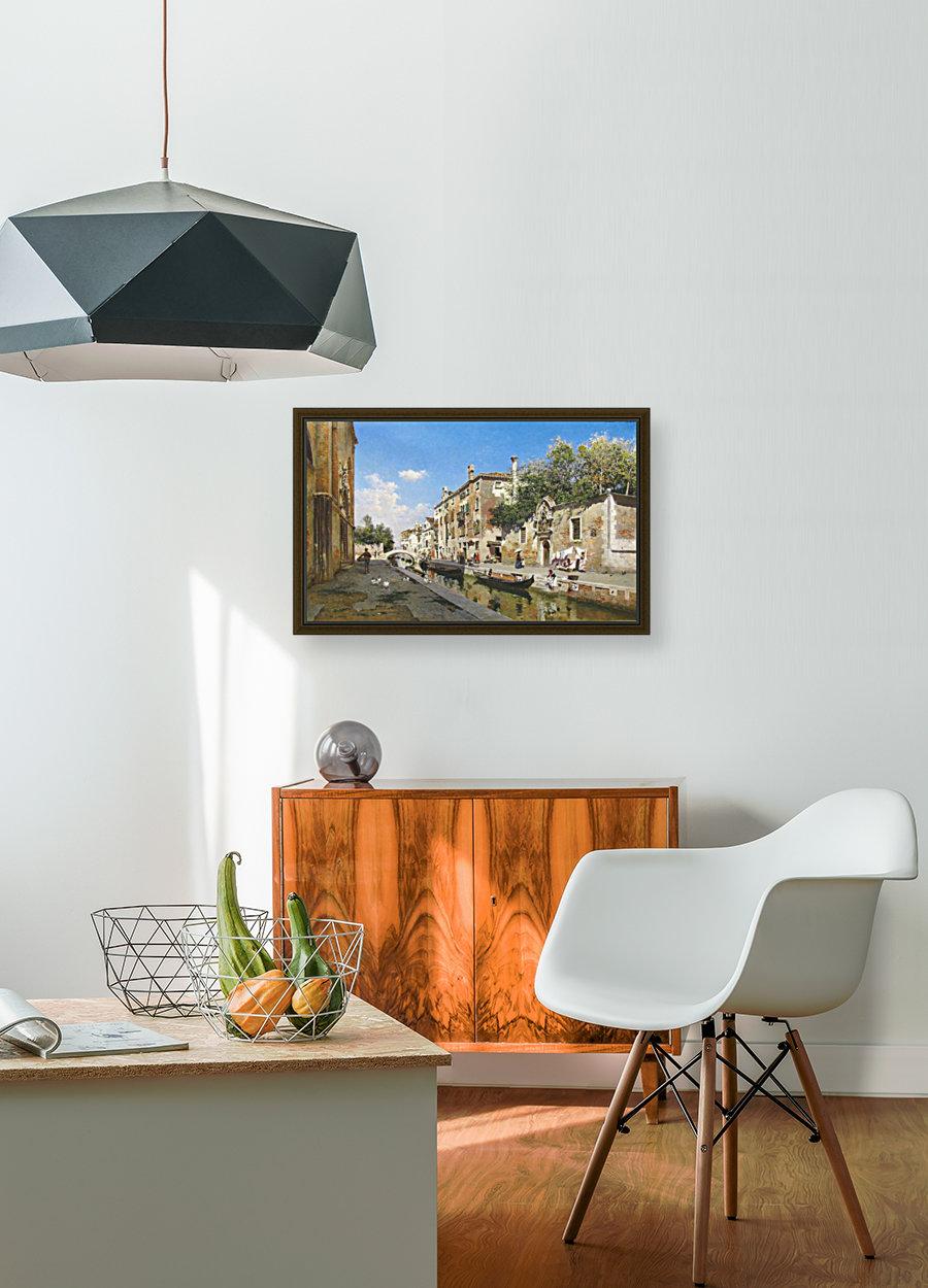 Canale San Giuseppe, Venezia  Art