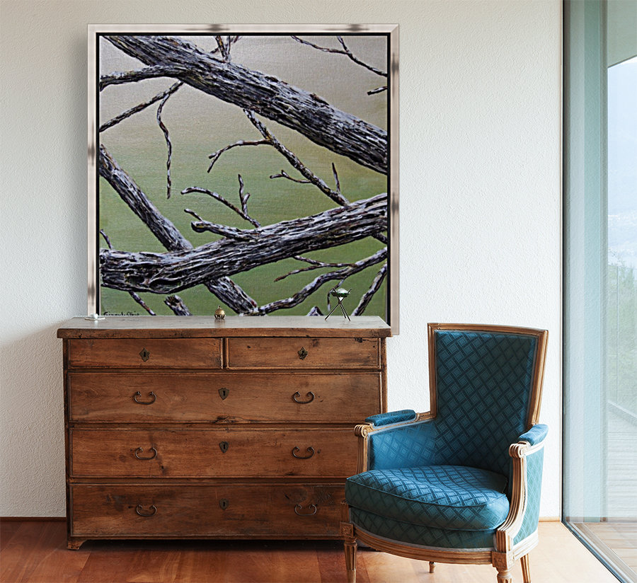 Branches Squared  Art