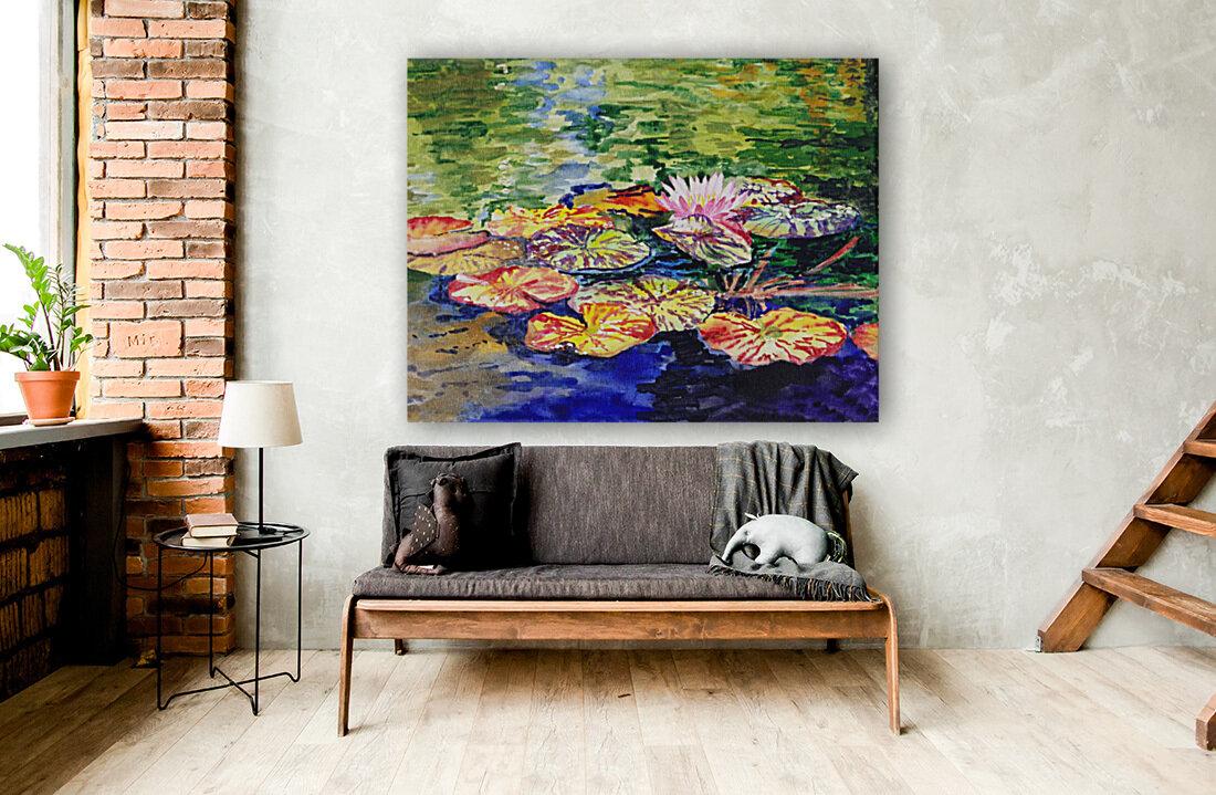 Water Lilies  Art