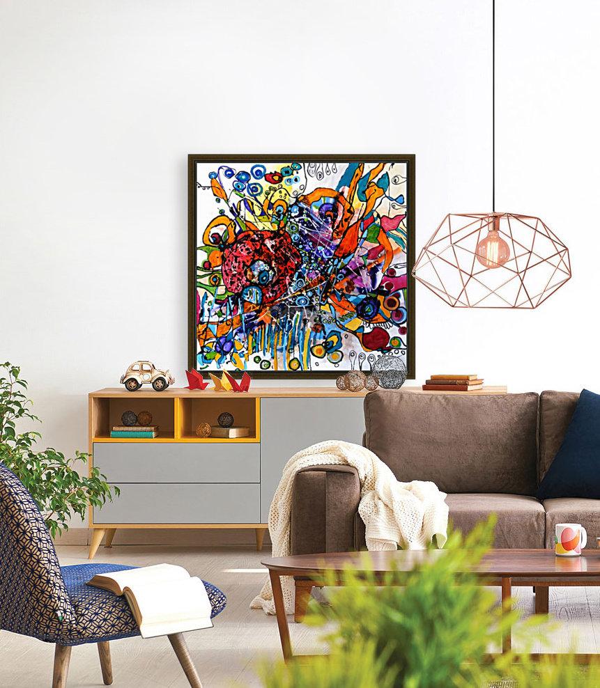 geana pamantului  Art