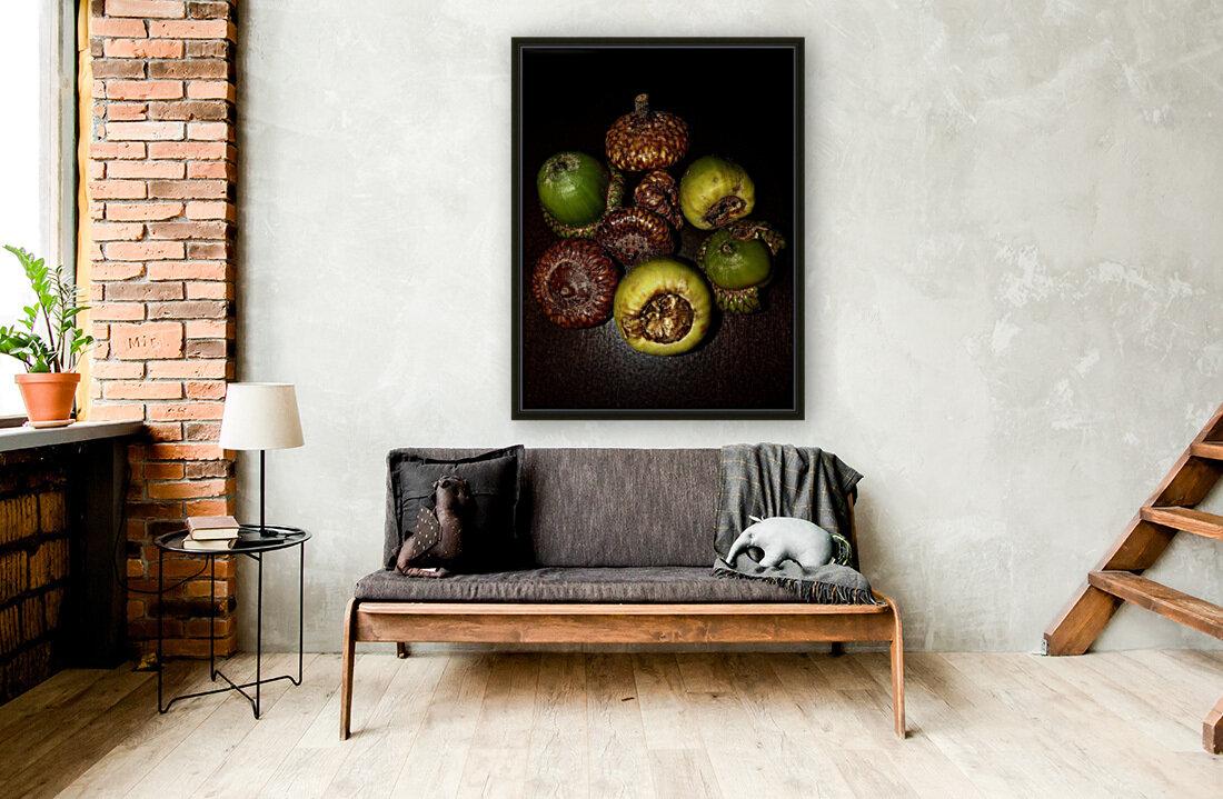 Acorn arrangement  Art