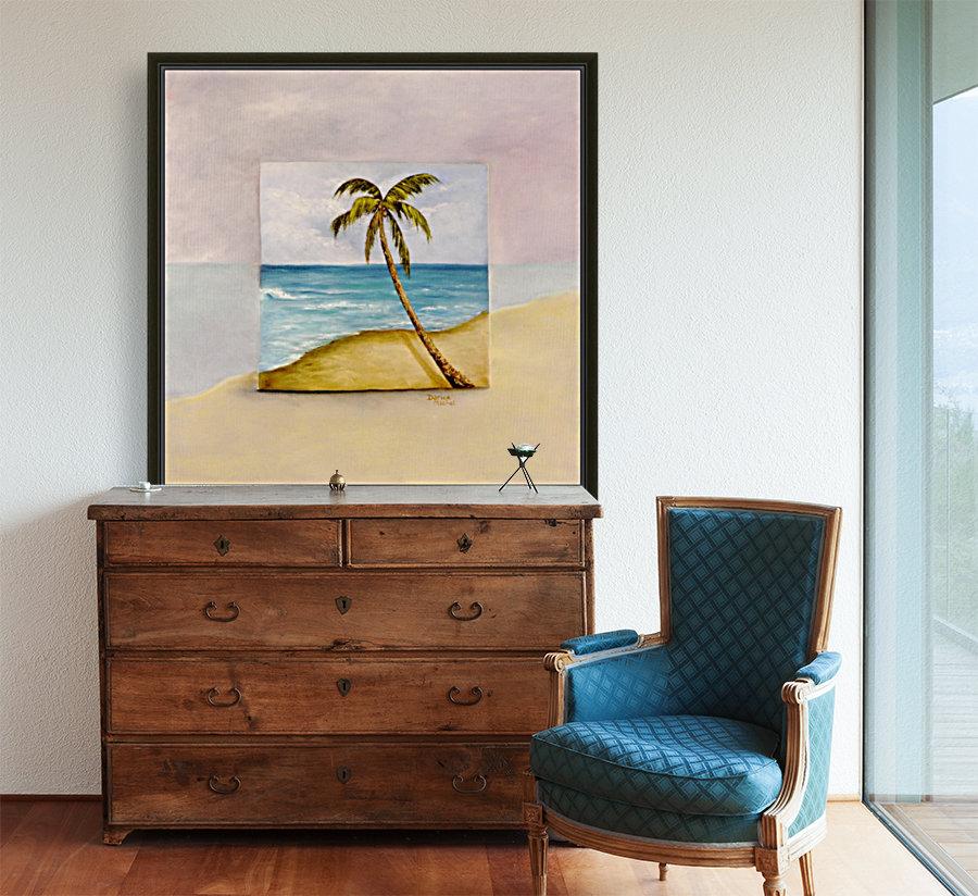 Swaying Palm  Art