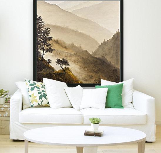 Misty Hills  Art