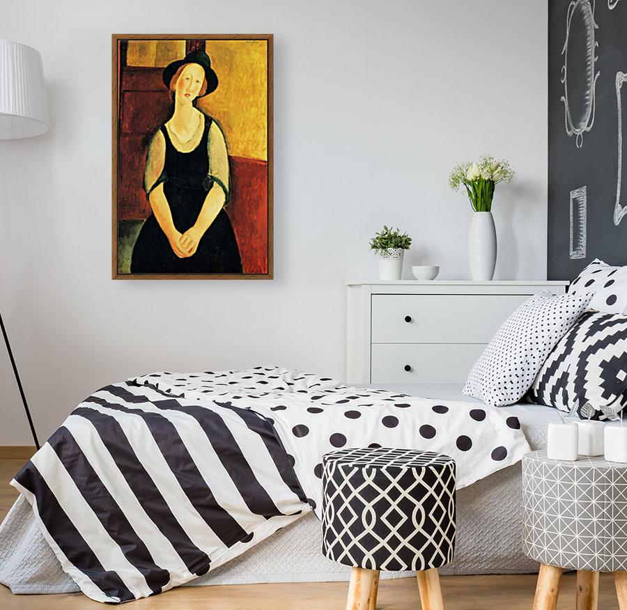Modigliani - Portrait of Thora Klinckowstroem  Art