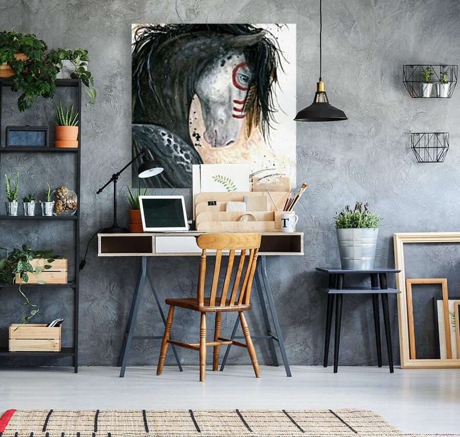 Appalossa Painted Horse  Art